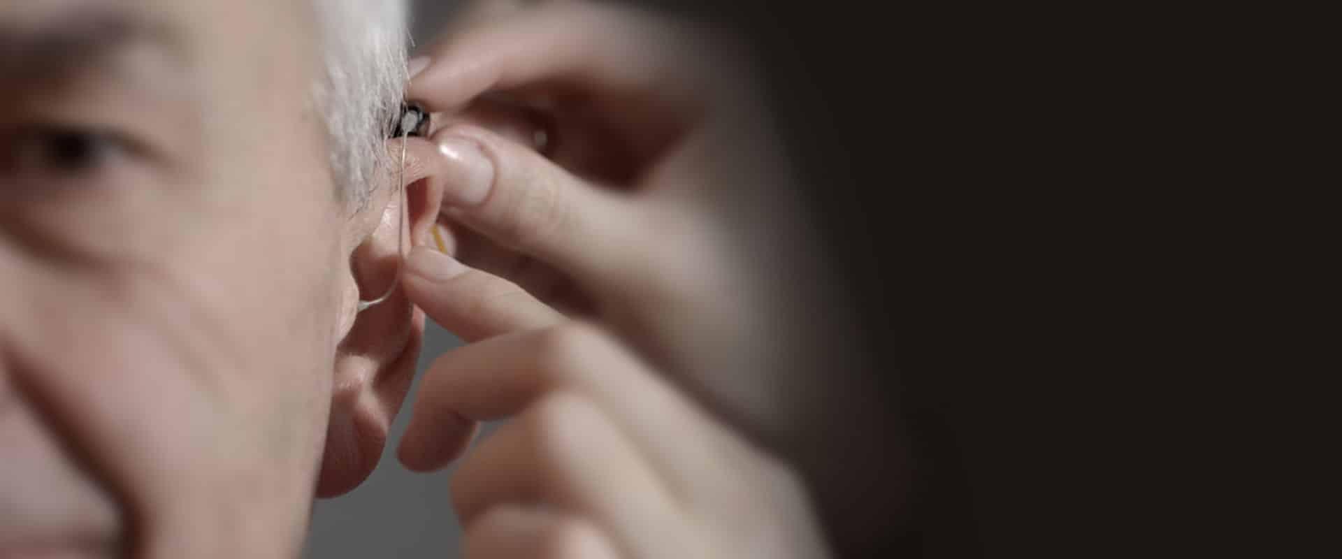 Installer un appareil auditif
